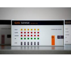Centrální jednotka Gas Sense GA-220-1-6