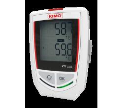 Datalogger - záznamník KIMO KTT220 - vstup pro termočlánky