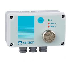 Detektor CH4/LPG do kotelny Seitron RGI-1