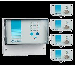 Detekční systém pro kotelny Seitron RGI-4