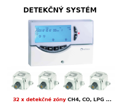 Detekční systém - MULTIGATE