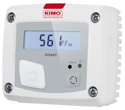 Detektor oxidu uhličitého - KIMO CO2stat