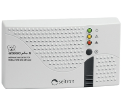 Domovní detektor plynu CH4 - SEGUGIO Plus