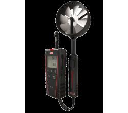 Digitální anemometr KIMO LV110 - vrtulová sonda 100 mm