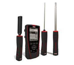 Multifunkční přístroj pro měření kvality ovzduší KIMO HQ210
