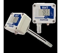 Převodník teploty a vlhkosti NOVUS RHT-RS485
