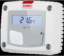 Převodník teploty KIMO TM110-A
