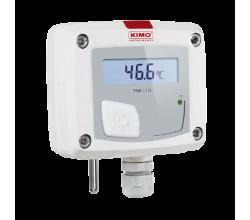 Převodník teploty KIMO TM110-E