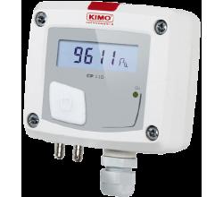 Převodník tlaku KIMO CP111 (-100 až +100 Pa)