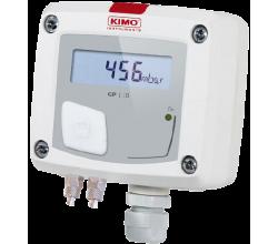 Převodník tlaku KIMO CP114 (-500 až + 500 mbar)