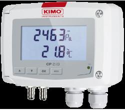 Převodník tlaku KIMO CP211/212/213/214/215