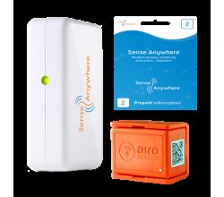Zvýhodněná sada AiroSensor T + Access Point + 2 kredity